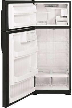 GE 1028332 Energy Star 17.5 Cu. Ft. Top Freezer Refrigerator