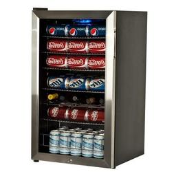 EdgeStar 103 Can and 5 Bottle Supreme Cold Beverage Cooler -