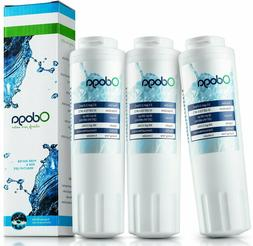 3 Pack Refrigerator water filter Replacement for Whirlpool U