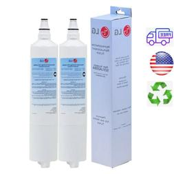 2 Packs Refrigerator  Water Filter Fits LG LT600P 5231 JA200