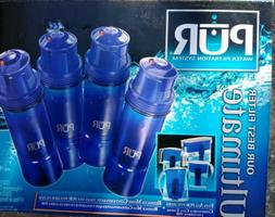 PUR 2-STAGE PITCHER FILTER 4