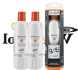2PX EDR2RXD1 W10413645A Whirlpool Refrigerator Water Filter