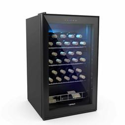 35 Bottles Thermoelectric Wine Cellar Cooler Chiller Refrige
