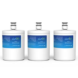 EcoAqua 6005A-3PK Replacement for LG 5231JA2002A, 3-Pack