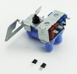 NEW Replacement Part - GE Refrigerator Dual Solenoid inlet W