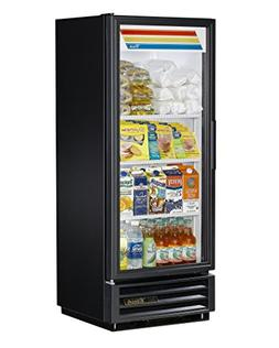 True GDM-12-HC-LD Glass Swing Door Refrigerator W/ LED Light
