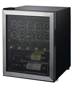 Amana AMAW25S2MS 2.7 cu. Ft. 25 Bottle Wine Cooler w/ Stainl