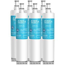 AQUACREST Refrigerator Water Filter, Compatible with Whirlpo