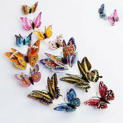 Butterfly Lots Fridge Refrigerator Kitchen Ornament Magnets