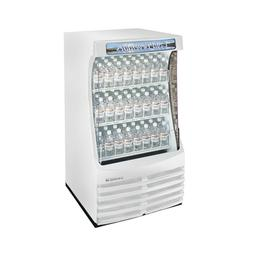 Beverage Air BZ13HC-1-W Open Air Curtain Refrigerated Mercha