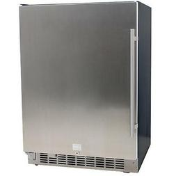 """EdgeStar CBR1501SLD 24"""" Wide 142 Can Built-In Beverage Coole"""