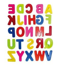 COLORFUL ABC ALPHABET FRIDGE MAGNETS EARLY LETTER MAGNETIC E