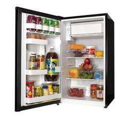 Haier Compact Refrigerator 3.3 Cu Ft Freezer Fridge Mini Dor