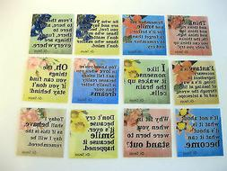 Dr. Seuss Inspirational Quotes Refrigerator Fridge Magnets S