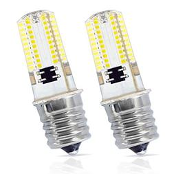 LudoPam E17 LED Bulb Microwave Oven Appliance Light 4W Warm