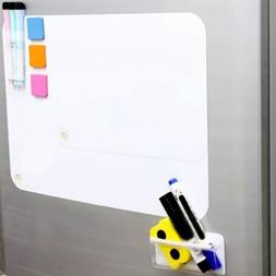 Fridge <font><b>Magnets</b></font> Flexible Mini Whiteboard