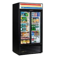 "True GDM-33-HC-LD 39.5"" Two Section Refrigerated Merchandise"