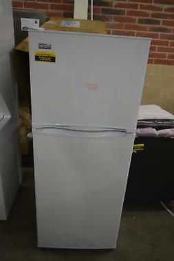 "Haier HA12TG21SS 24"" Stainless Top-Freezer Refrigerator NOB"