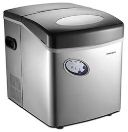 ice maker ice115 stainless steel