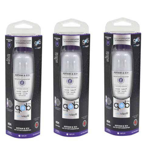 1/2/3/4/6Pack W10295370A Water Filter, New