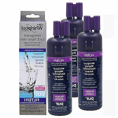 1-6PK Whirlpool EveryDrop1.FILTER1.EDR1RXD1.W10295370A Water
