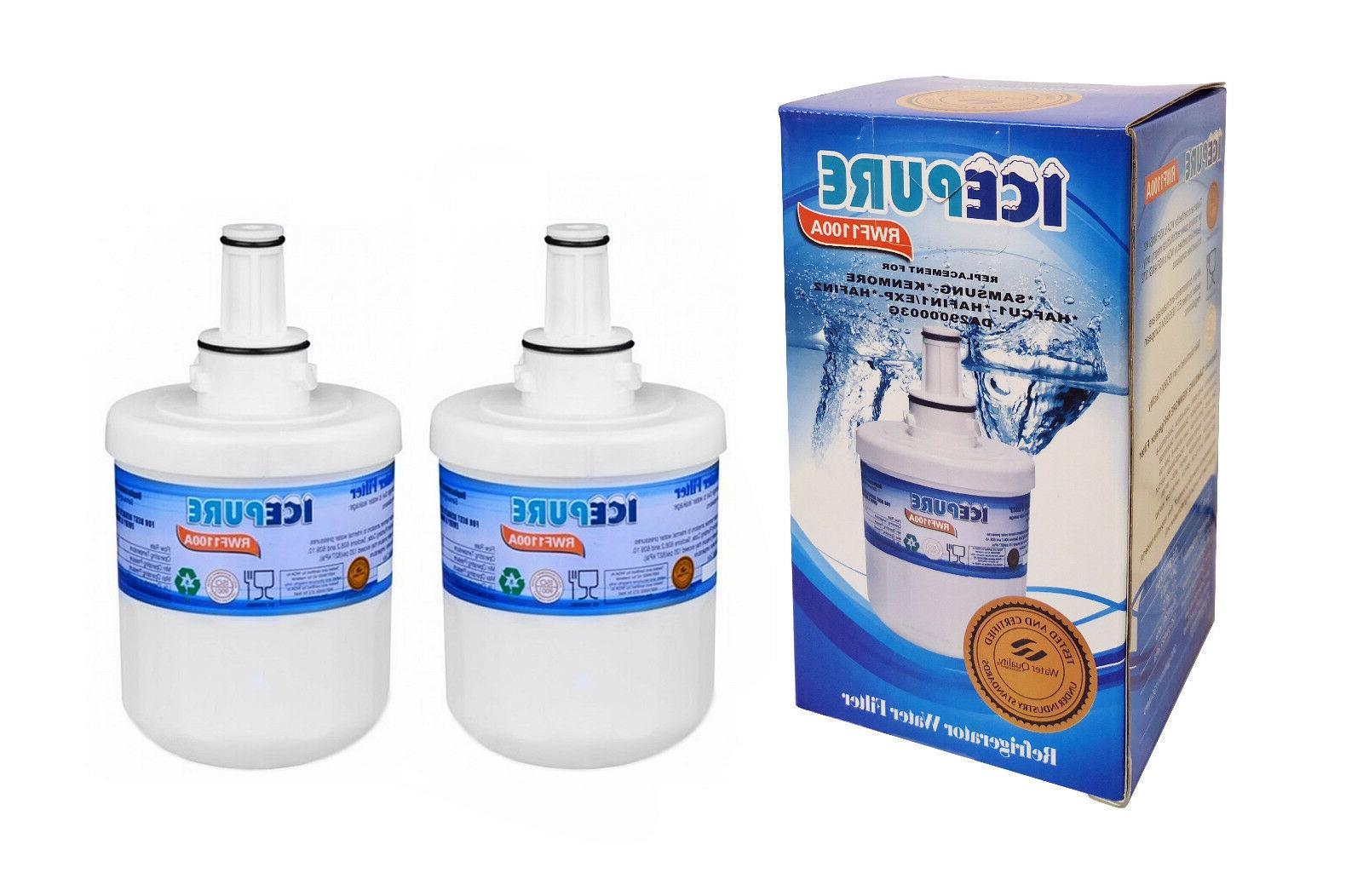 NEW GOLDEN ICEPURE REPLACEMENT WATER FILTER RWF1100A