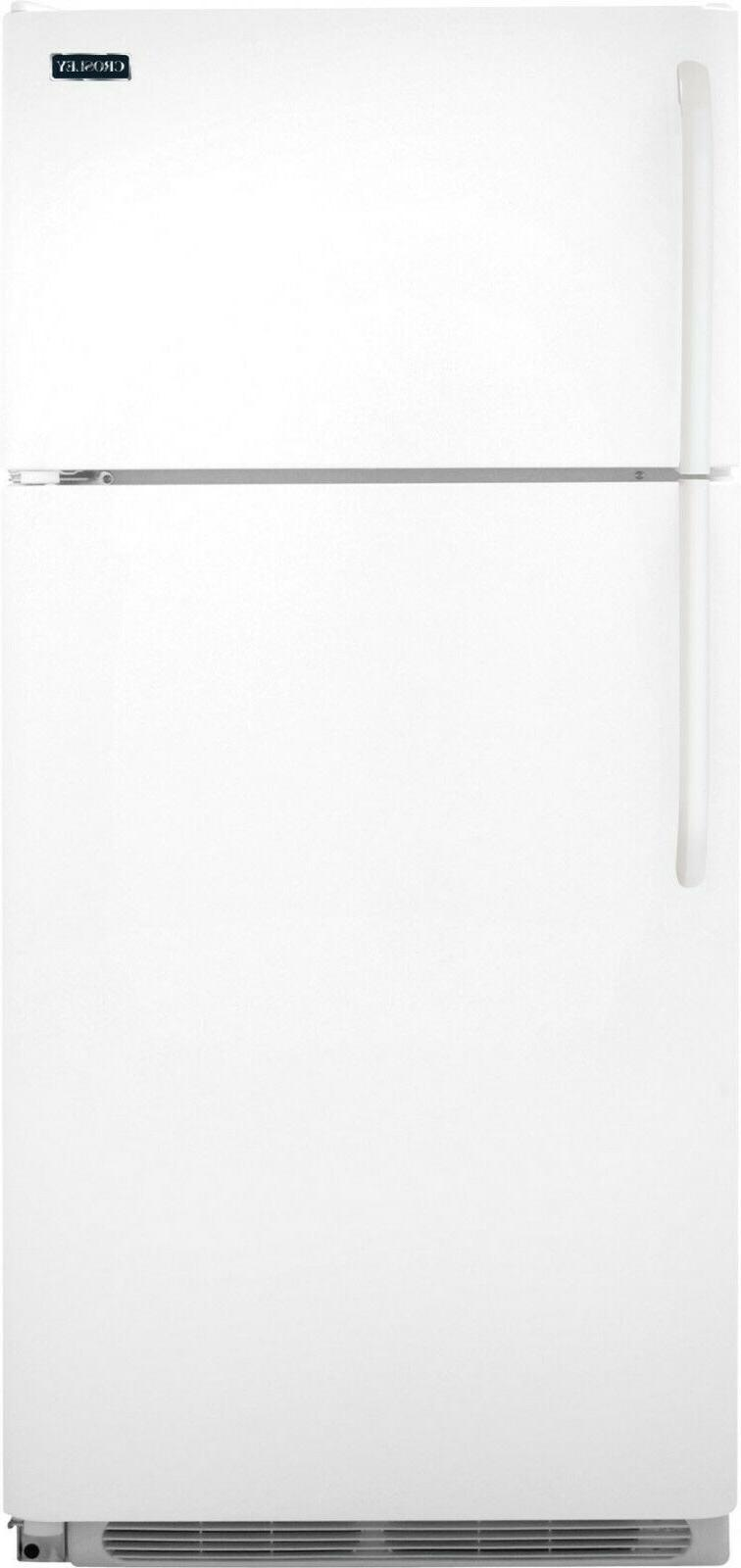 21 cu ft top mount refrigerator