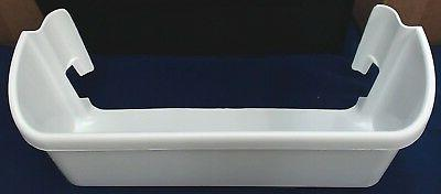 refrigerator door bin shelf white for electrolux