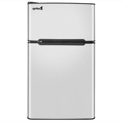 Compact Refrigerator Mini Freezer Home Office Dorm Fridge Ap
