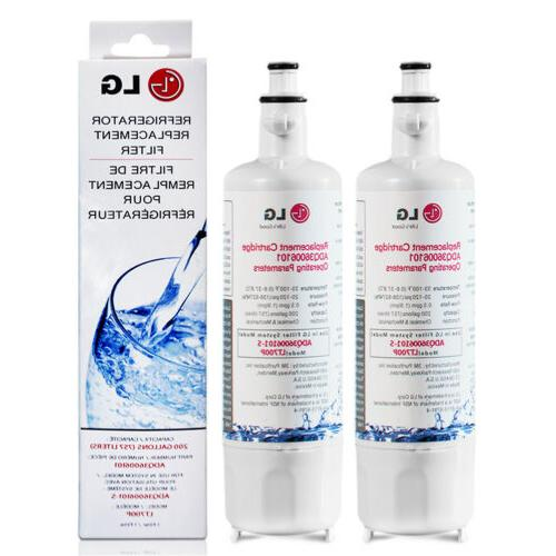 3 pack lt700p adq36006101 refrigerator replacement water
