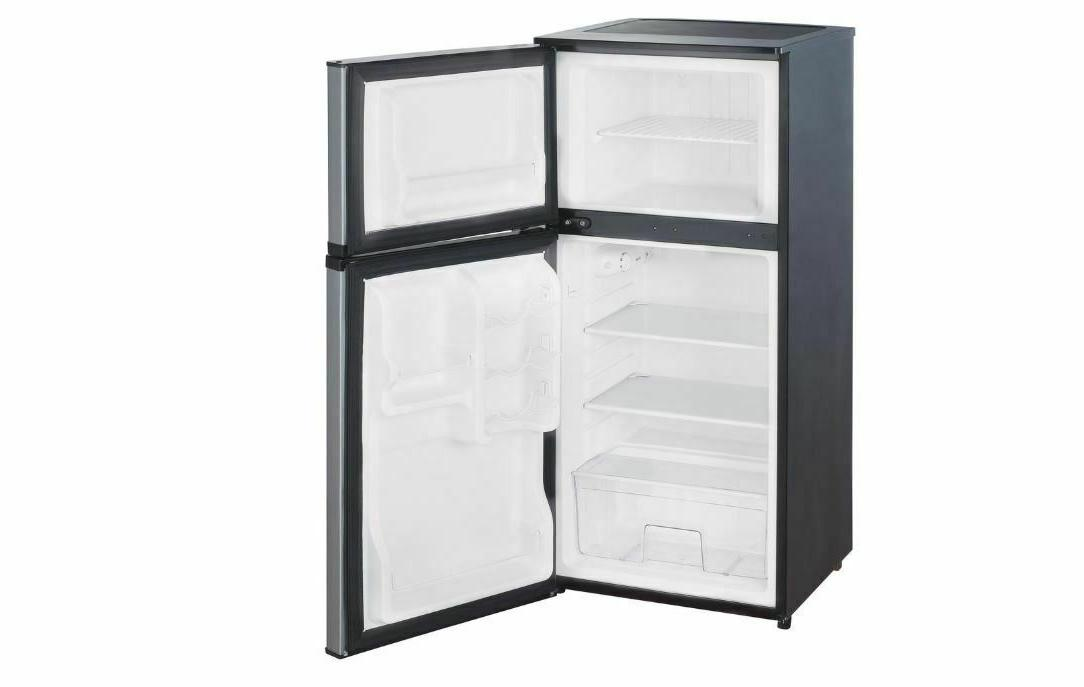 4.3 Cu Fridge Stainless Steal Compact Refrigerator