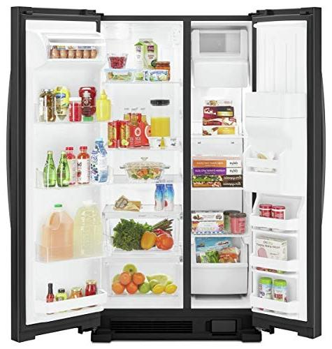 Kenmore ft. Refrigerator Ice with in includes and