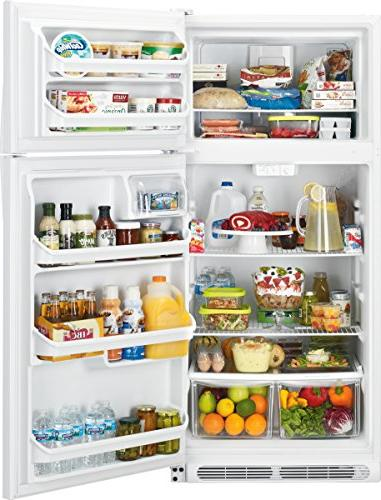 Kenmore 60412 18 ft. Top-Freezer White, includes hookup