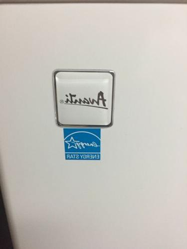 Avanti 7.4 Apartment Size Freezer - White