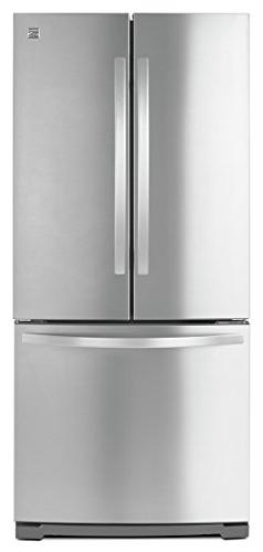 Kenmore 19.5 cu. ft. Non-Dispense French Door Bottom-Freezer