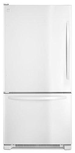 79342 wide bottom freezer refrigerator