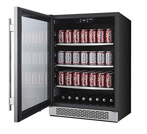 """Avallon ABR241SGRH 24"""" Built-in Beverage - Right"""