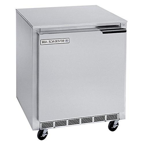 """Beverage-Air Commercial Undercounter Refrigerator 27"""" Ucr27A"""