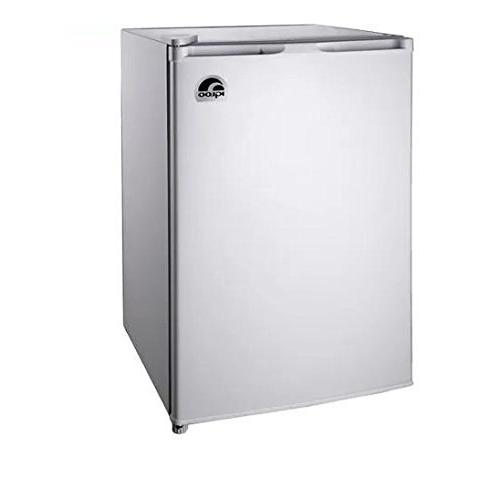 Igloo 4.5 Cu. Ft. Refrigerator with Freezer Compact Flush-ba
