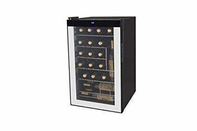 Brand Freestanding Center and Wine Fridge
