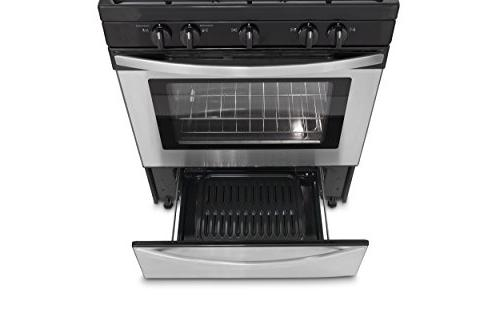 Kenmore 2273433 4.2 ft. Freestanding Gas Range in delivery and hookup