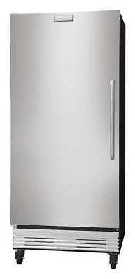 Commercial Refrigerator, Stainless, 18 cu. ft FRIGIDAIRE FCR