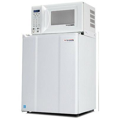 compact refrigerator and microwave 2 4 cu