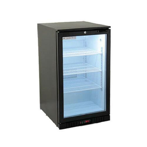 ct96 1 b led countertop refrigerated merchandiser