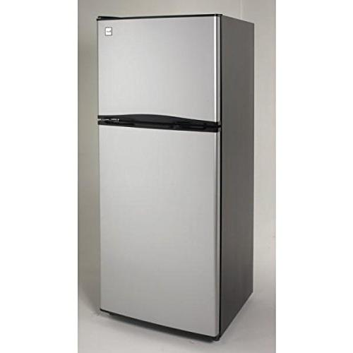 freezer stainless steel refrigerator