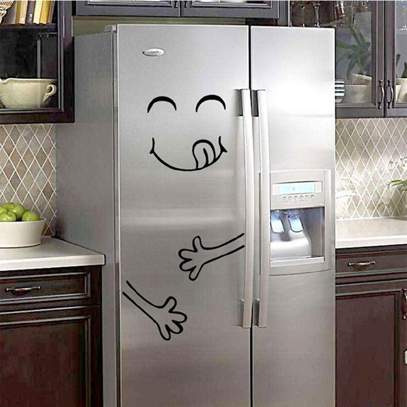 Fridge Removable Face <font><b>Refrigerator</b></font> Kitchen