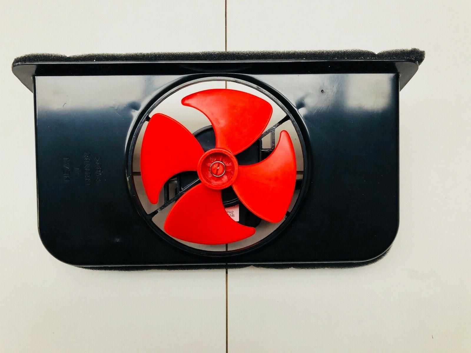 genuine side by side fridge fan motor