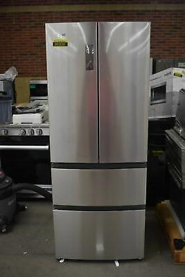 hrf15n3ags 28 stainless cd french door refrigerator