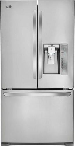 lfxc24726s french door refrigerator