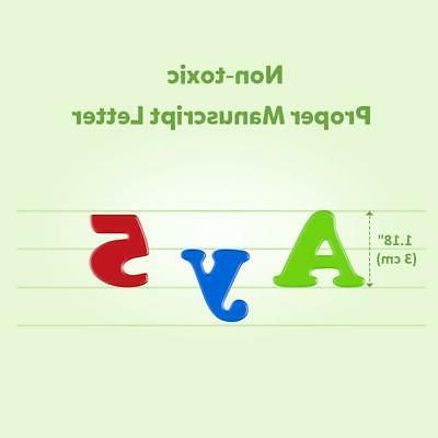 Ess Magnetic Numbers Alphabet Fridge Learning